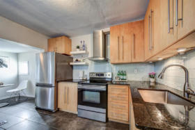 1101 Woodbine Avenue Toronto - kitchen