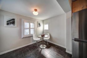 1101 Woodbine Avenue Toronto - breakfast nook