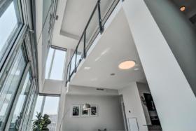 150 East Liberty Street Suite 1013 Liberty Village Toronto - Open ceiling