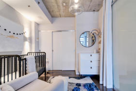630 Queen St E 610 - 2nd bedroom - Toronto real estate agents Ford Thurston and Chris Olsen