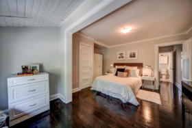 1101 Woodbine Avenue Toronto - master bedroom