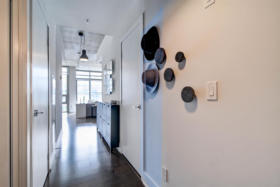 630 Queen St E 610 - entryway - Toronto real estate agents Ford Thurston and Chris Olsen