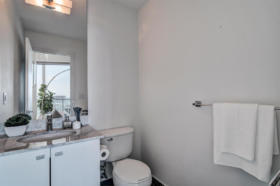 150 East Liberty Street Suite 1013 Liberty Village Toronto - Main floor powder room