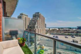 150 East Liberty Street Suite 1013 Liberty Village Toronto - Balcony