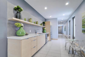 630 Queen St E 610 - amenities kitchen - Toronto real estate agents Ford Thurston and Chris Olsen