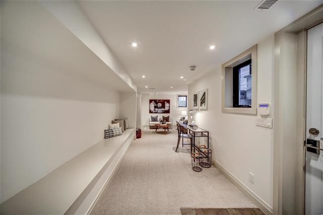 77 hastings avenue basement rec room leslieville