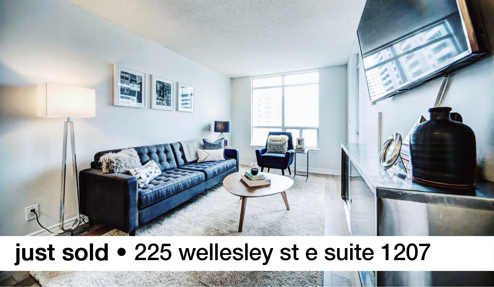 just sold 225 wellesley street east suite 1207 toronto cabbagetown