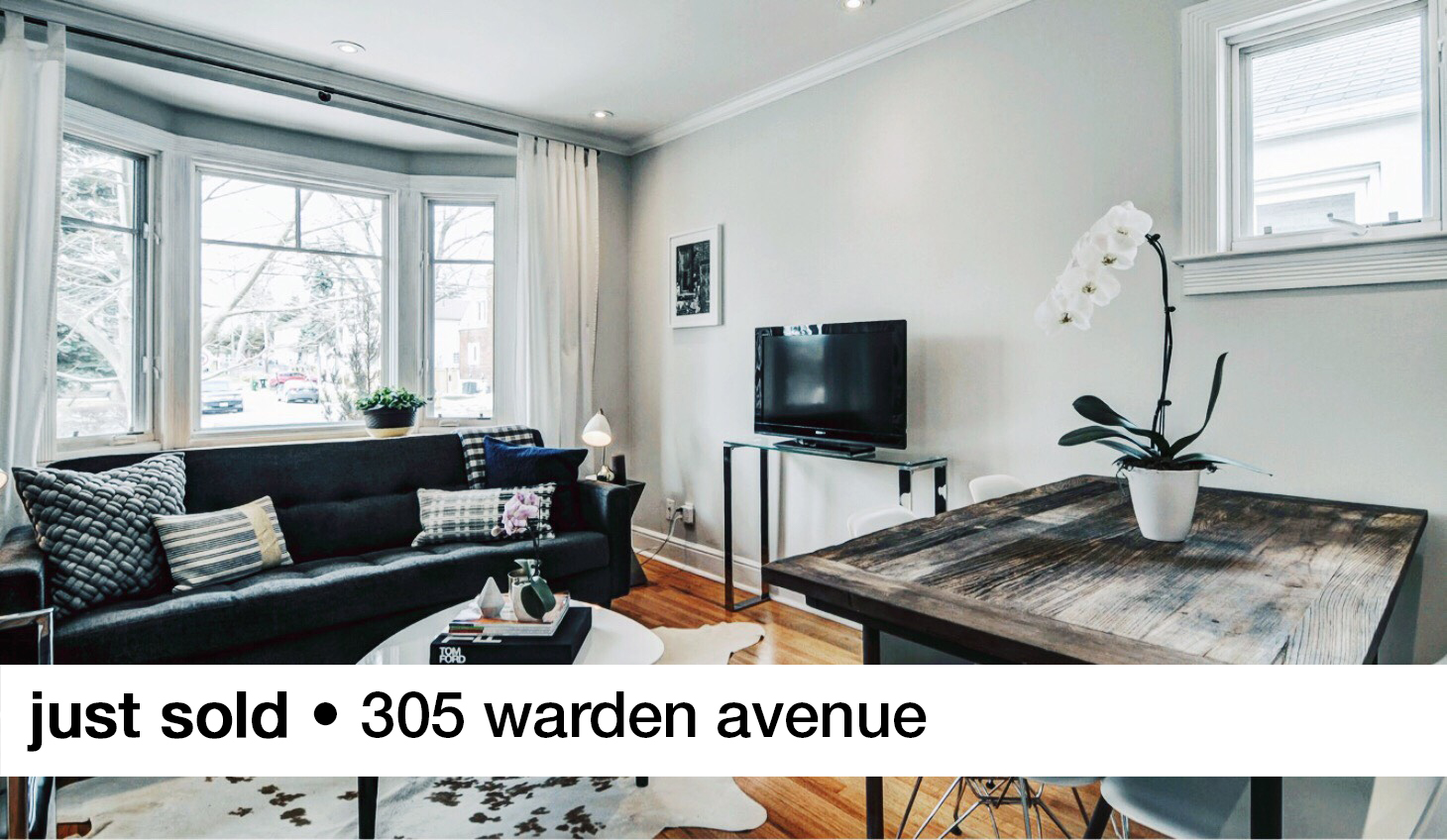 Just sold 305 Warden Ave Toronto Scarborough by the Thurston Olsen Real Estate Team