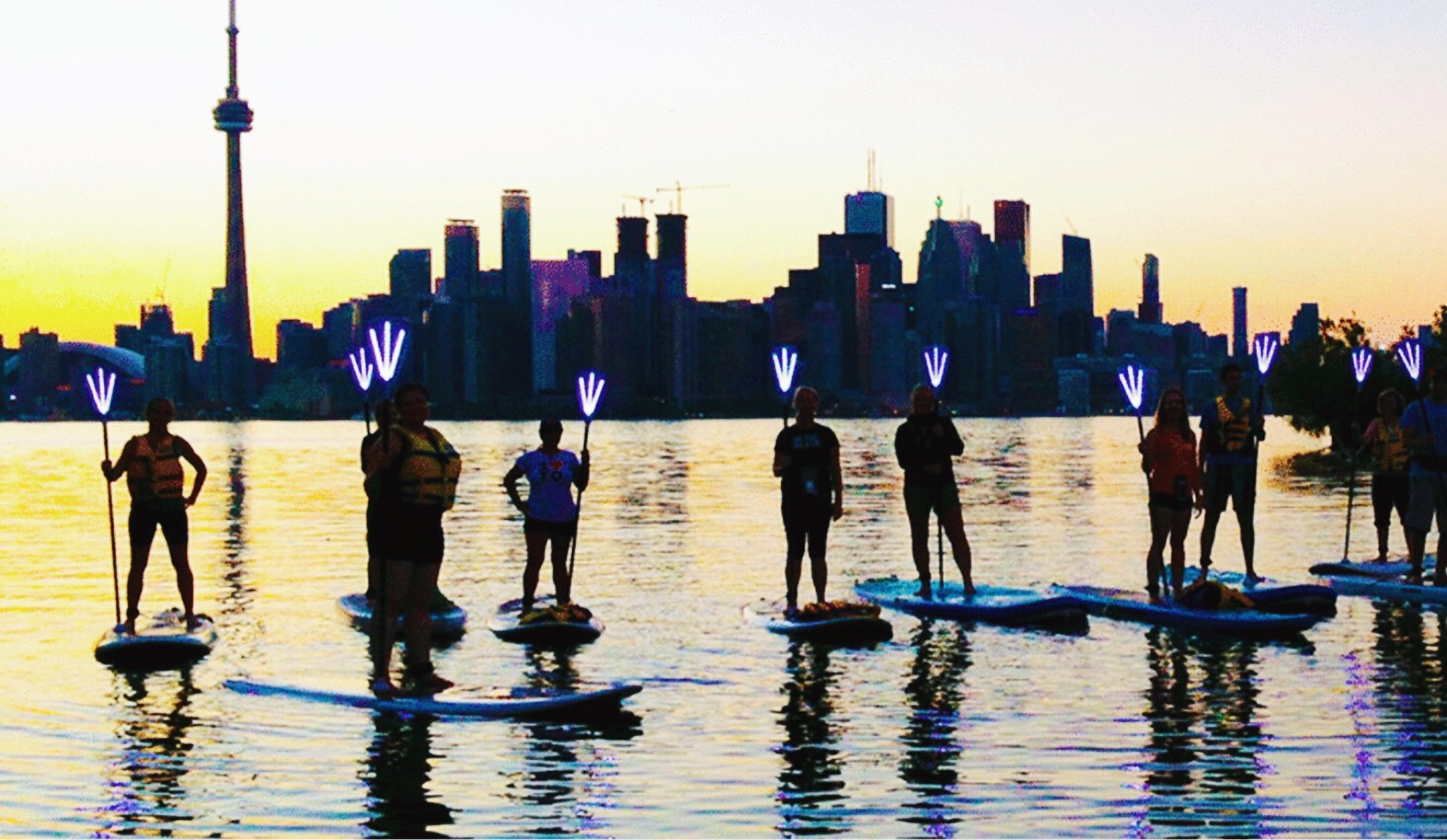 Toronto stand up paddle board