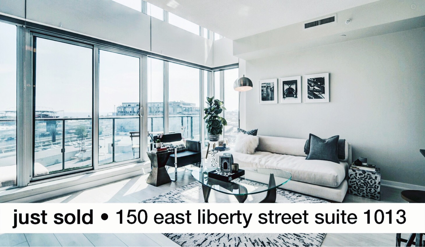 150 East Liberty Street Suite 1013 Liberty Village Toronto Just Sold