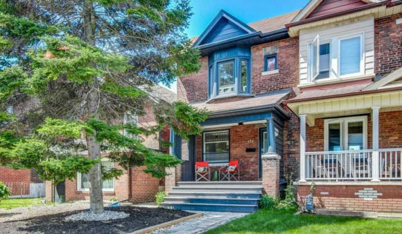 174 Campbell Ave Junction, Toronto Sold by Thurston Olsen Real Estate Team Ford Thurston Chris Olsen