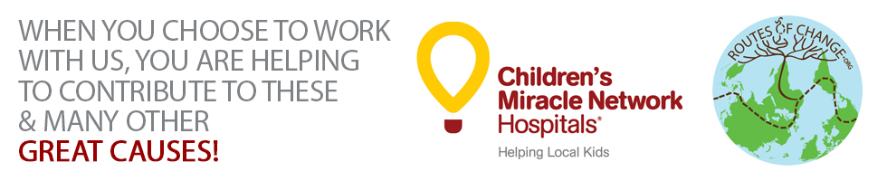 Children's Miracle Network Routes of Change