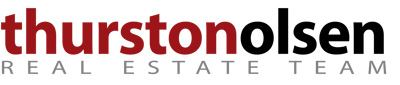 Thurston Olsen Real Estate Team Logo